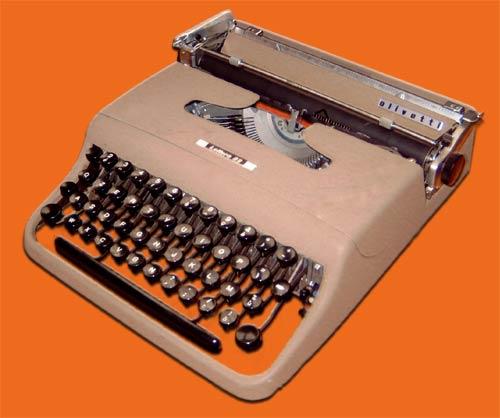 Olivetto Lettera 22