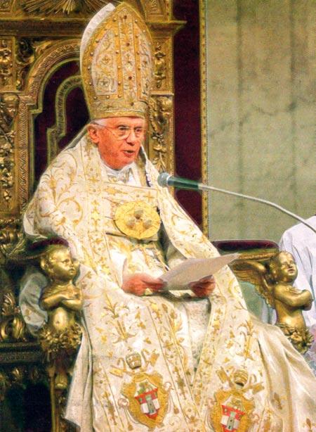 Papa - il Servo dei Servi di Dio