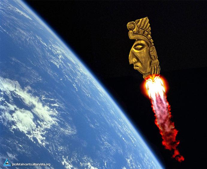 Sonda Spaziale Maya Chinich (Grande Sole)