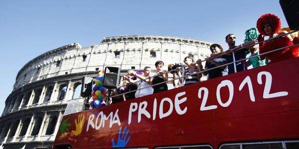"""L'anagramma di roma pride è: """"ardo, premi."""""""