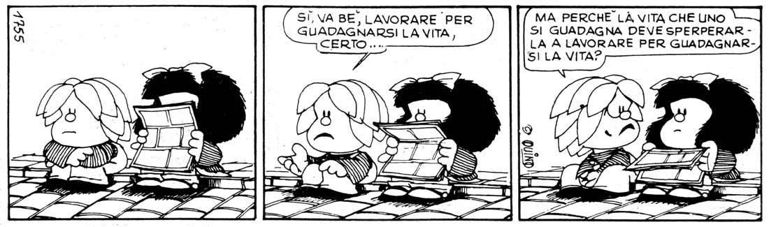 Mafalda by Quino