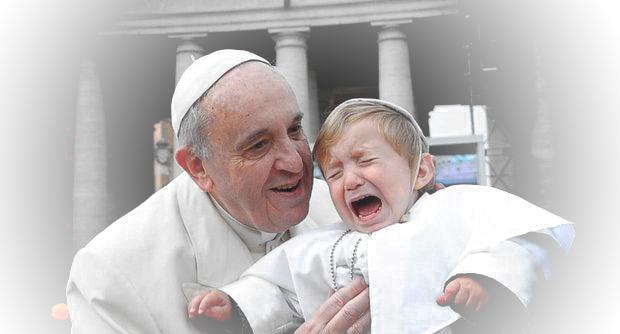 Il Buon Dio (chétati bimbo di merda o ti battezzo a nocchini nel capo)